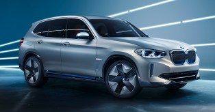 BMW Concept iX3 6