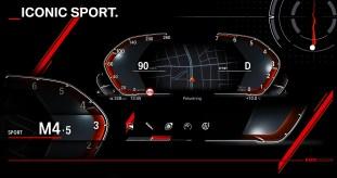 BMW iDrive Operating System 7 3
