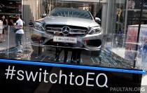 Mercedes Malaysia EQ Power launch-5