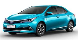 Toyota Corolla PHEV China