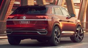 Volkswagen Atlas Cross Sport Concept 2018 BM-1