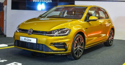 Volkswagen Golf 1.4 TSI R-Line Malaysia 2