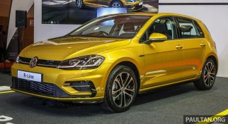Volkswagen Golf R-Line 2018 Launch_Ext-2