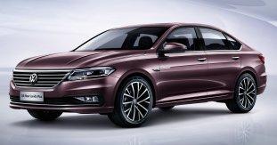 Volkswagen Lavida Plus 1