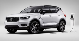 Nouvelle hybride rechargeable Volvo XC40 T5