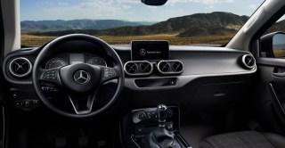 X-Class Pure interior