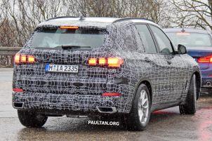 BMW X5 Less camo 11