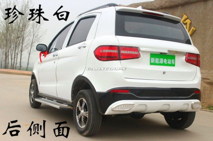 China Clones Mercedes GLE and Range Rover-18