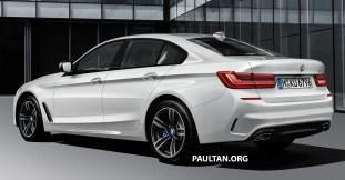 G20 BMW 3 Series Theo render 2