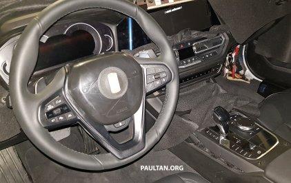 G20 BMW 3 Series spyshots 5