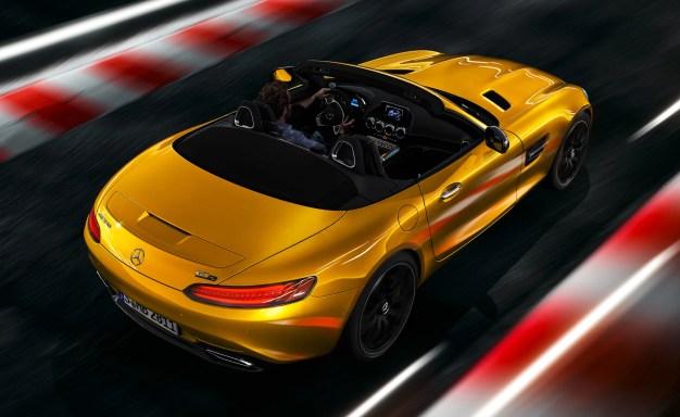 Mercedes-AMG GT S Roadster BM-7