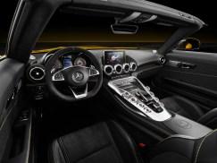 Mercedes-AMG GT S Roadster BM-9