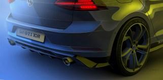 Volkswagen Golf GTI TCR teaser 3