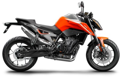 2018 KTM Duke 790 The Scalpel - 12