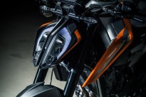 2018 KTM Duke 790 The Scalpel Details - 1