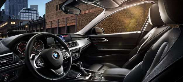 BMW 1 Series Sedan Mexico 6
