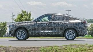 G06 BMW X6 spyshots-3