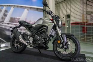 Honda CB250R launch Sepang-2