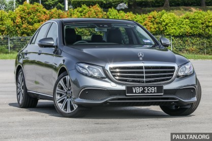 Mercedes E350e Exclusive EQ Power_Ext-2