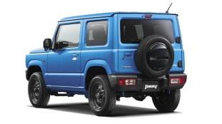 New Suzuki Jimny 7-BM