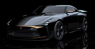 Nissan GT-R50 by Italdesign 4