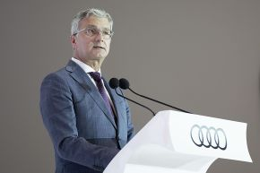 AUDI AG opens automobile plant in Mexico