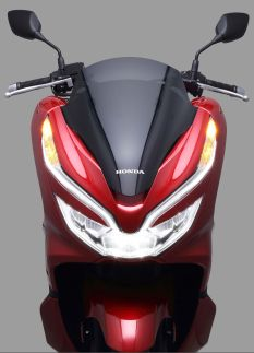 2018 Honda PCX150 scooter in Malaysia - RM10,999