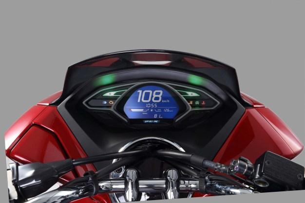 2018 Honda PCX150 -3