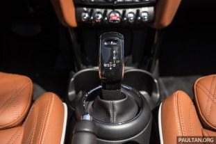 2018 MINI 3 Door Cooper S Drive in Mallorca_Interior