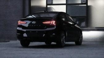 2019 Hyundai Elantra facelift spotted-2