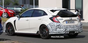 FK8 Honda Civic Type R update 19