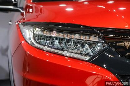 Honda HR-V RS Preview-7-BM