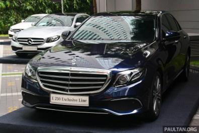 Mercedes-Benz E 250 Exclusive Line in Malaysia-4