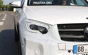Mercedes GLC Facelift 15