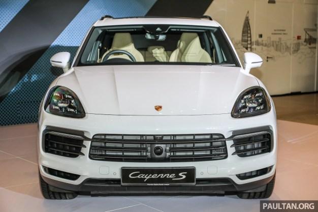 Porsche 2018 All New Cayenne S Launch_Ext-4 BM