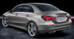 V177 Mercedes-Benz A-Class Sedan 4 BM