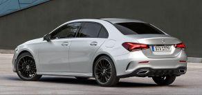 V177 Mercedes-Benz A-Class Sedan 40 BM