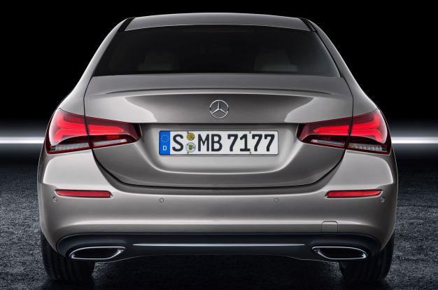 V177 Mercedes-Benz A-Class Sedan 6 BM