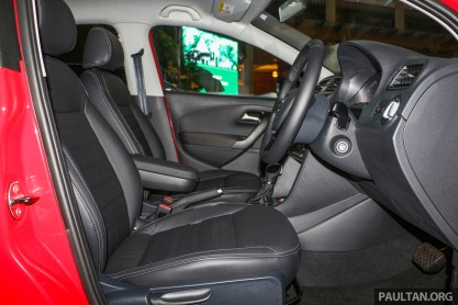 Volkswagen Polo with leather seats 34 BM