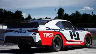 Xfinity Toyota Supra NASCAR (7)