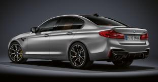 2018 BMW M5 Competition Official Photos_Exterior