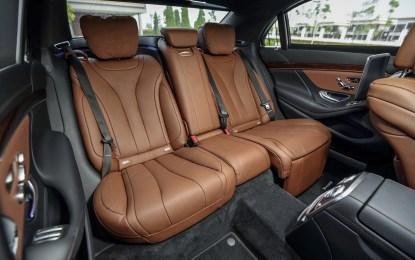 2018 W222 Mercedes-Benz S450L (30)