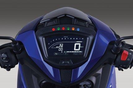 2018 Yamaha Exciter 150 Y15 VVA 24