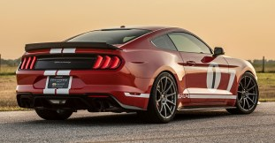 2019 Hennessey Heritage Edition Mustang 4