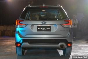 2019 Subaru Forester 2.0i-S Taiwan 5