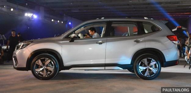 2019 Subaru Forester 2.0i-S Taiwan 6