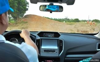 2019 Subaru Forester first drive Taiwan 16