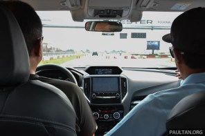 2019 Subaru Forester first drive Taiwan 3