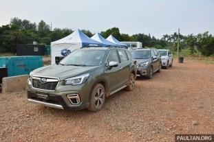 2019 Subaru Forester first drive Taiwan 7