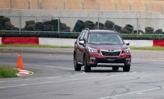 2019 Subaru Forester first drive Taiwan-official 2